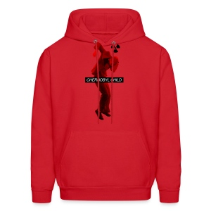 CHERNOBYL CHILD DANCE RED - Men's Hoodie