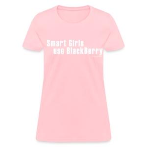 Smart Girls - Women's T-Shirt