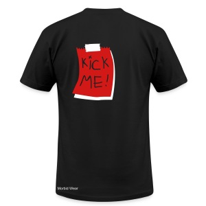 Kick! - Men's Fine Jersey T-Shirt