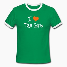 I Love Tall Girls