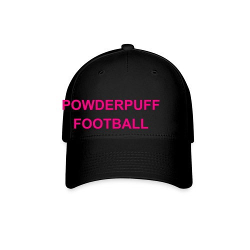 Powderpuff football baseball cap - Baseball Cap