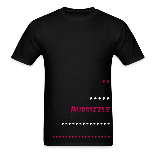 Audrizzle's New Design - Men's T-Shirt