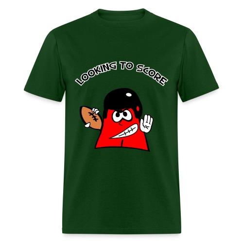 I Love Football  - Men's T-Shirt