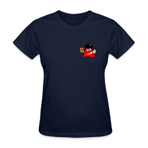 I (Heart) Football - Women's T-Shirt
