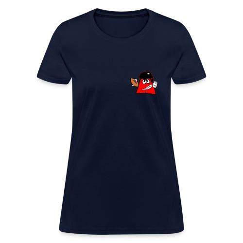 I (Heart) Football - Women's T-Shirt