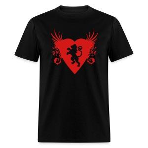 LION HEART - Men's T-Shirt