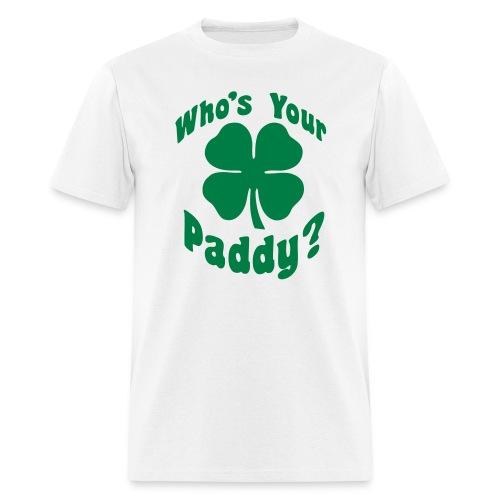 PADDY WHO - Men's T-Shirt