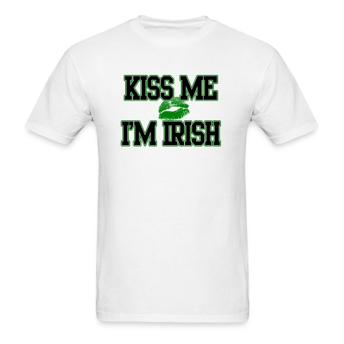 KISS ME - Men's T-Shirt