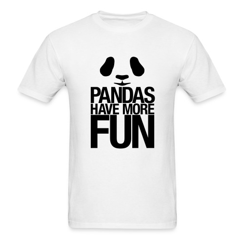 PANDAMONIUM - Men's T-Shirt