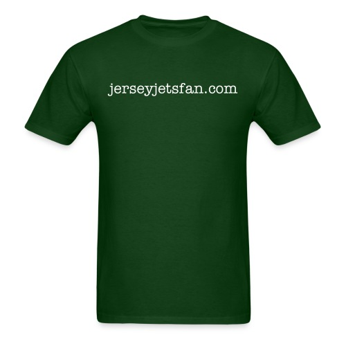 Jersey Jets Fan Tee - Men's T-Shirt