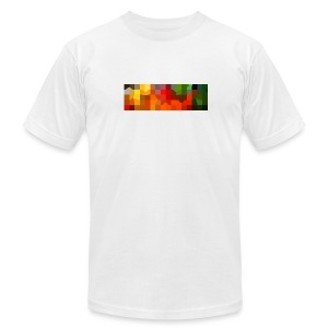 The morning after the storm - Men's Fine Jersey T-Shirt