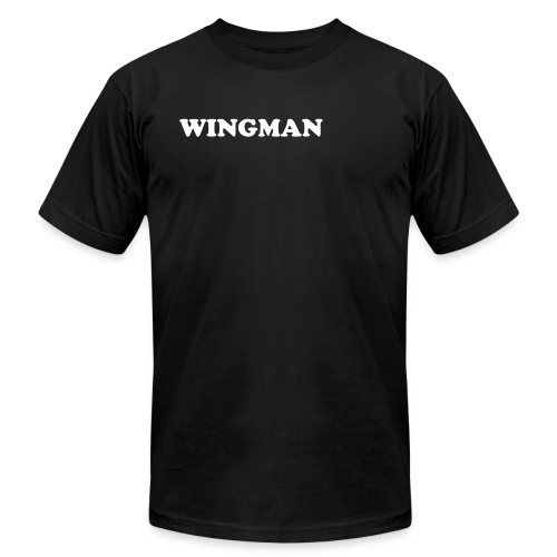 Wingman - Men's Fine Jersey T-Shirt