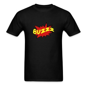 Men`s Standard Weight T-Shirt, BUZZZ by VAN TRIBE FASHION - Men's T-Shirt