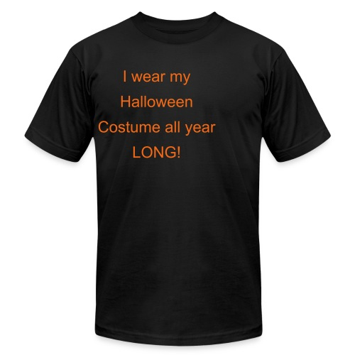 Halloween All Year! - Men's Fine Jersey T-Shirt