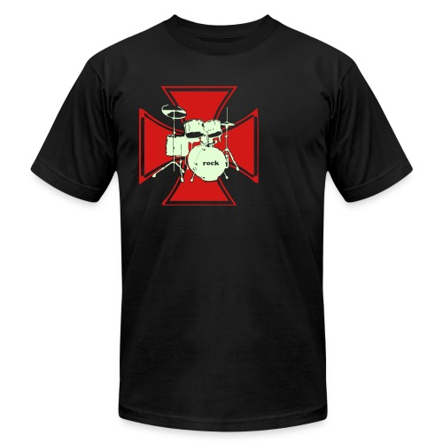 IRONCROSS - Men's Fine Jersey T-Shirt