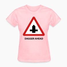 dagger traffic t-shirts