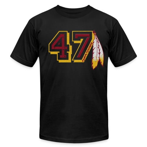 47 Feathers - Men's Fine Jersey T-Shirt
