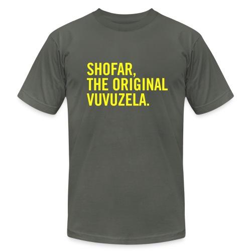 Shofar - Vuvuzela - Men's  Jersey T-Shirt