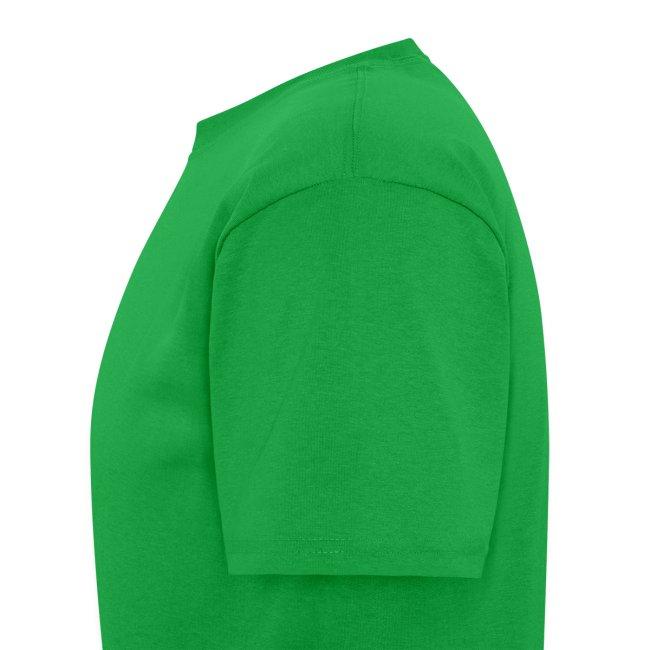 Climbing T-shirt - Feeling Pumped - Green