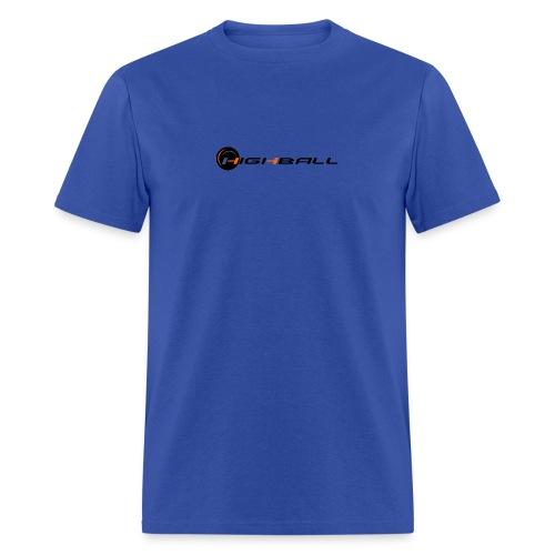 Bouldering T-shirt - Highball - Blue - Men's T-Shirt