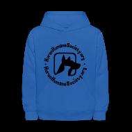 Sweatshirts ~ Kids' Hoodie ~ HHS Logo Children's Hoodie
