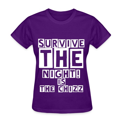 Stn! Tee Purple Womens - Women's T-Shirt