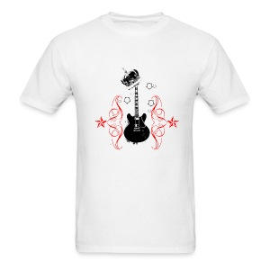 king of rock - Men's T-Shirt