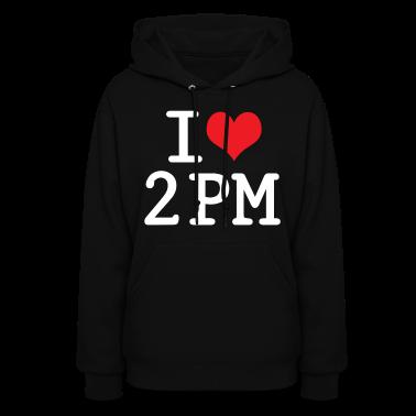 I LOVE 2PM (HOODIE)
