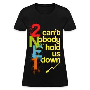 2NE1 - Can't Nobody - Women's T-Shirt