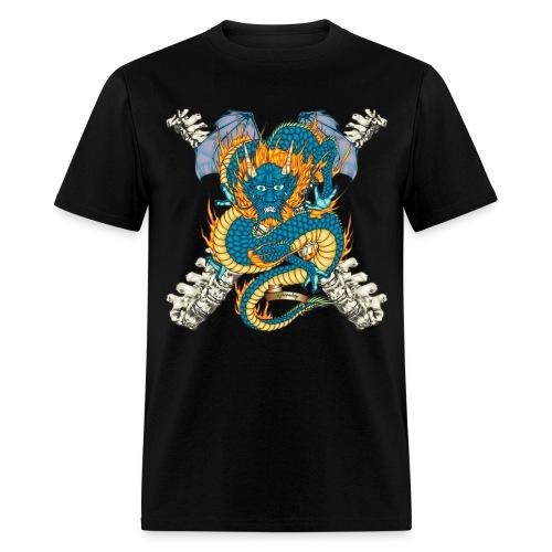 Dragon Tattoo - Men's T-Shirt