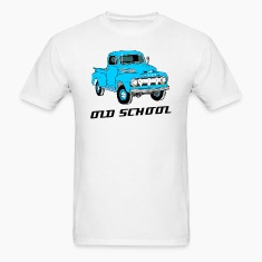 Ford F1 Old School Truck Shirt