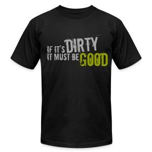 Mud Run Tee - Men's - Men's Fine Jersey T-Shirt