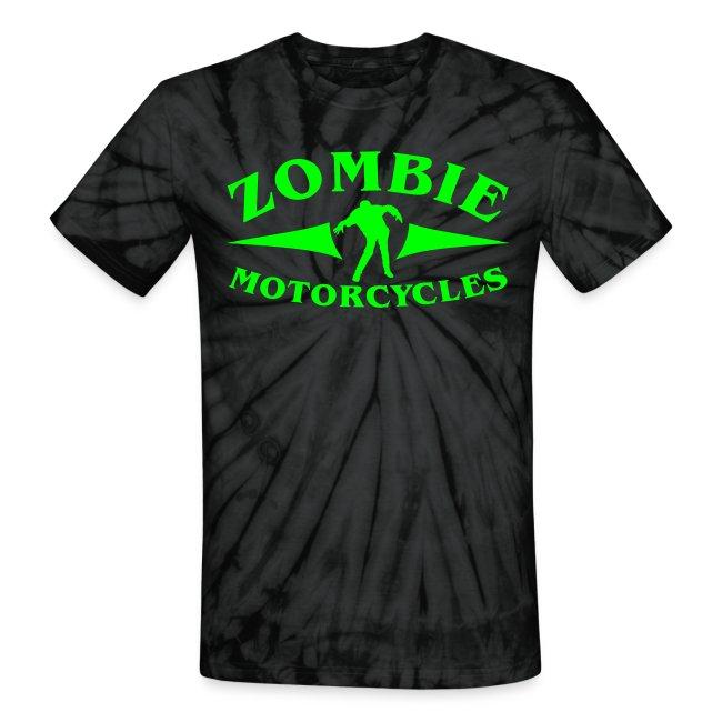 Zombie tie dye