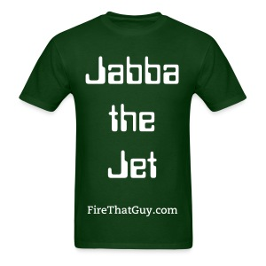 JABBA THE JET - Men's T-Shirt