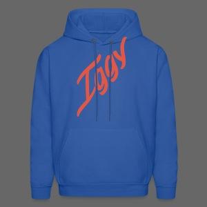 Iggy Soda Men's Hooded Sweatshirt - Men's Hoodie