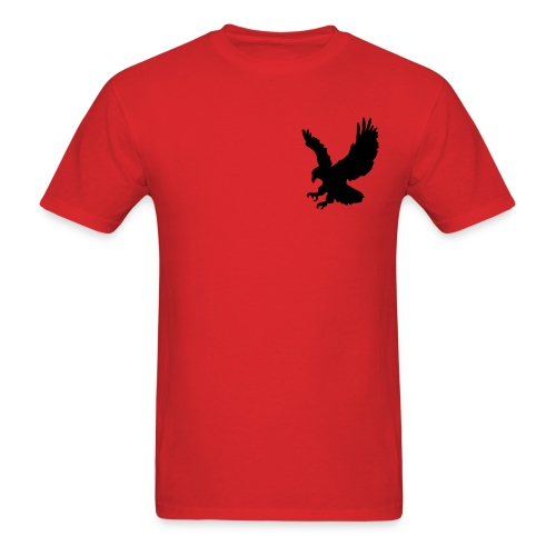 Eagles Shirt - W/ Landing Eagle - Men's T-Shirt