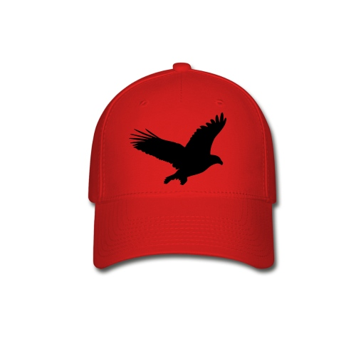 Baseball Cap - W/ Flying Eagle - Baseball Cap