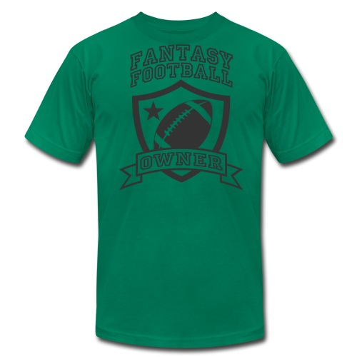 Custom Fantasy Football Owner T-shirts - Men's  Jersey T-Shirt