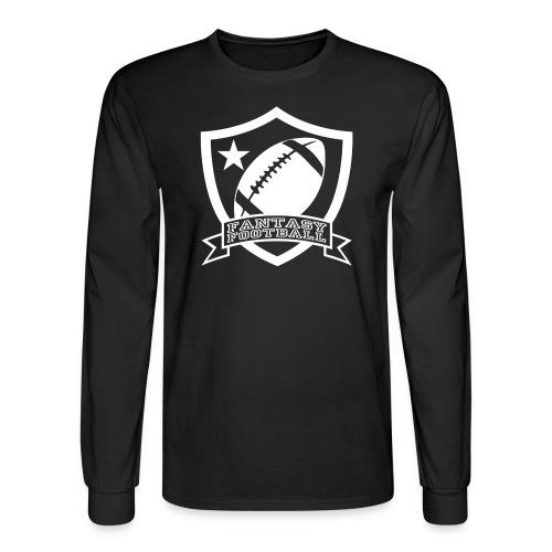 Custom Fantasy Football T-shirt - Men's Long Sleeve T-Shirt