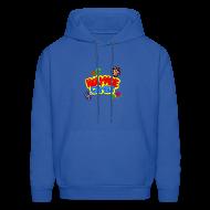 Hoodies ~ Men's Hoodie ~ Holmade Games Logo Hoodie
