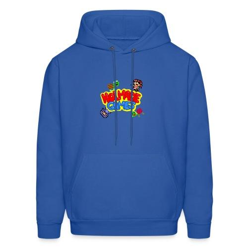 Holmade Games Logo Hoodie - Men's Hoodie