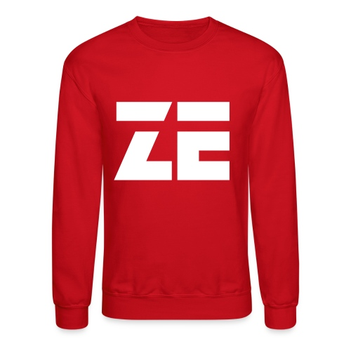 The Powerhouse Crewneck Sweatshirt - Crewneck Sweatshirt