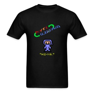 Ninja Hi-Ya Tee - Men's T-Shirt