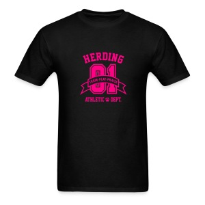 Herding ......... (Choose your color) - Men's T-Shirt