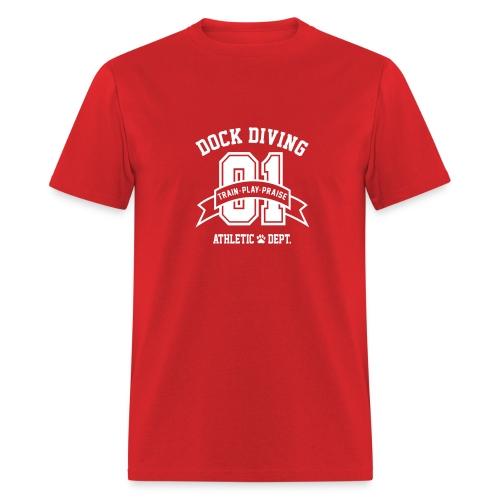 Dock Diving (Choose your color) - Men's T-Shirt