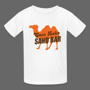 Cass Lake Sand Bar Children's T-Shirt - Kids' T-Shirt