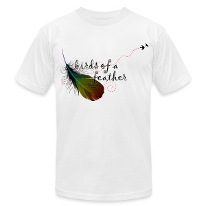 Birds of a Feather - Limited Edition Tee - Men's Fine Jersey T-Shirt