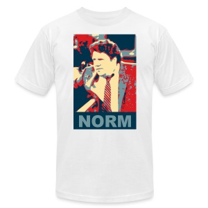 Norm! Men's American Apparel Jersey - Men's T-Shirt by American Apparel