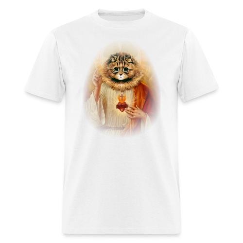 Kitty Jesus - Men's T-Shirt