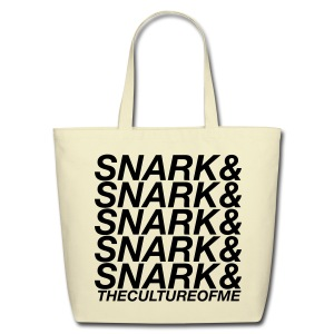 SNARK Tote - Eco-Friendly Cotton Tote